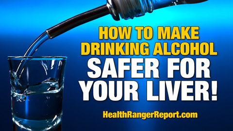 Can Liver Damage By Drinking Vodka