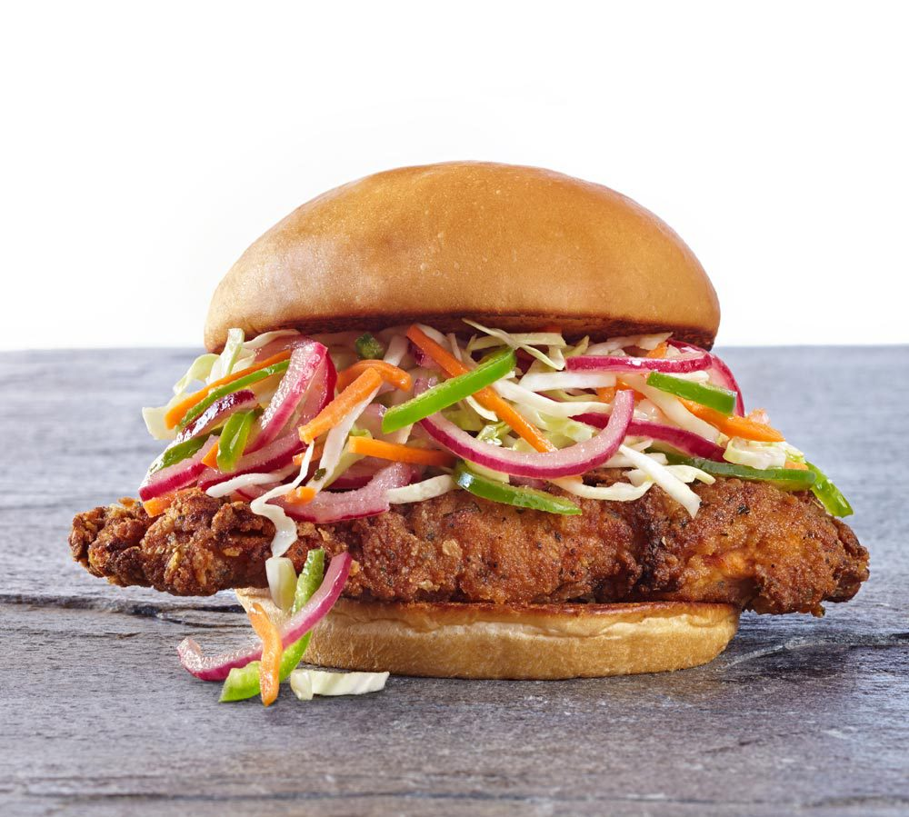 First Organic Fast Food Restaurant